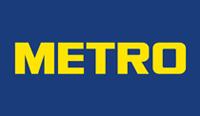 metro cash & carry logo