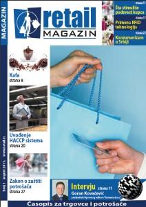 Retail Magazin - izdanje broj 1
