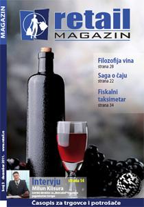 Retail Magazin - izdanje broj 3