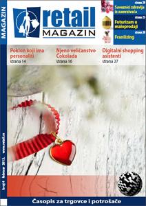 Retail Magazin - izdanje broj 4