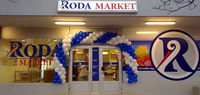 Roda marketi – katalog prehrambenih i artikala na akciji ili promociji