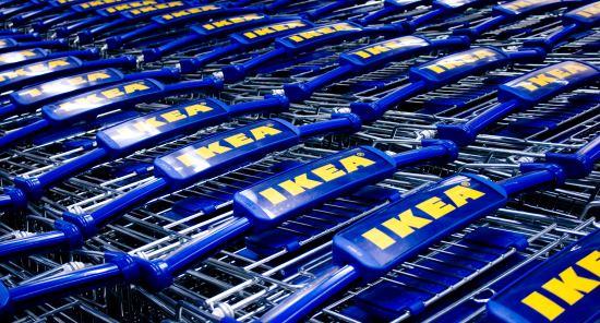 IKEA kolica za kupovinu