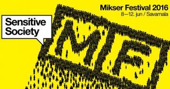 Mikser festival 2016.