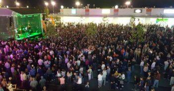 Aviv Park Zrenjanin koncert