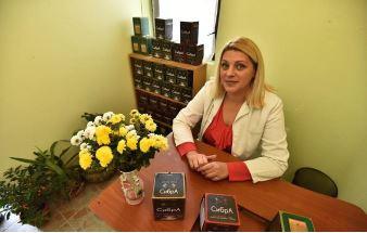 """Preduzeće Mirjane Strajnić iz Zrenjanina, """"Zeleni vitez"""", proizvodi čajeve za dijabetičare"""